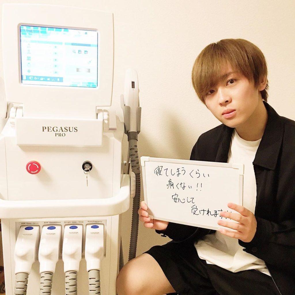 大阪にお住まいの学生Yくん
